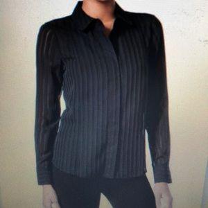 Tommy Hilfiger Shadow-Stripe Shirt